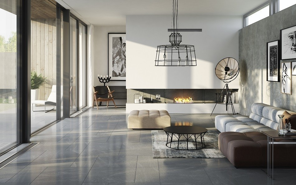 Living Room With A Terrace A Harmonious Combination Trends
