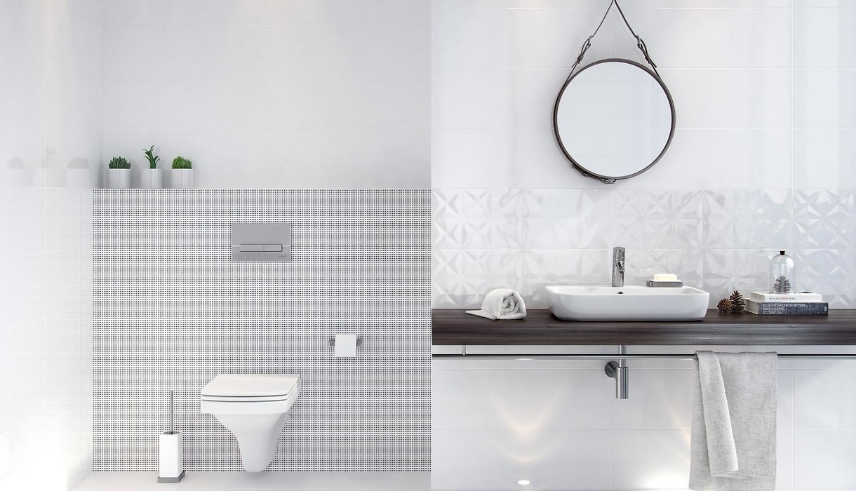 Tiles White Magic Collections Opoczno Ceramic Tiles