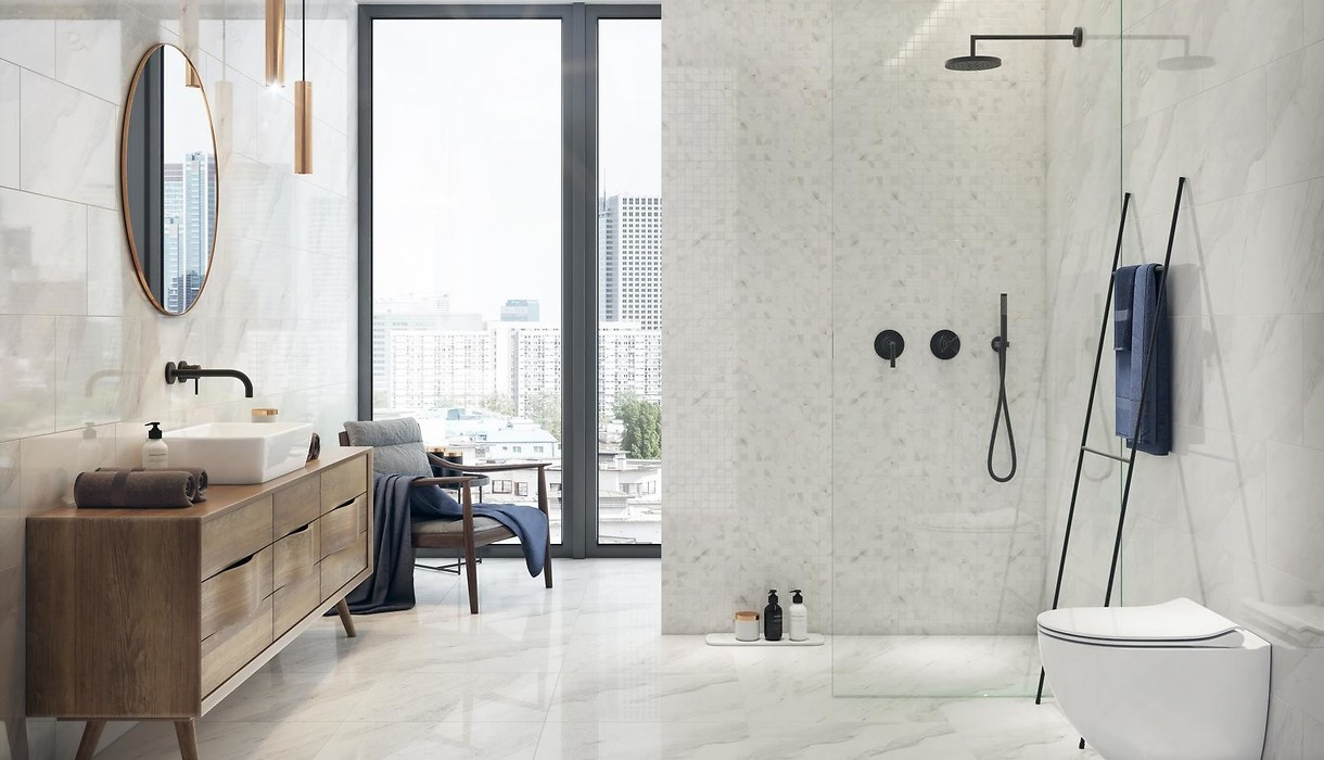 Tiles MARBLE CHARM / Collections / Opoczno Ceramic Tiles