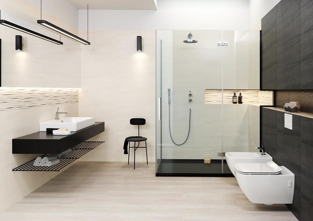 Bathroom Floor Granite Tiles