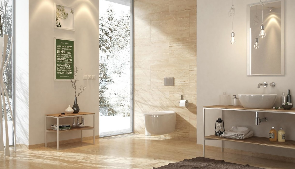 Tiles DAINO beige / Collections / Opoczno Ceramic Tiles
