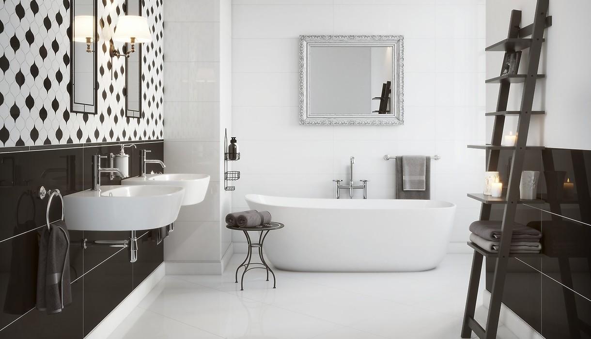 Biała łazienka Inspiracje I Pomysły Na Aranżacje Trendy