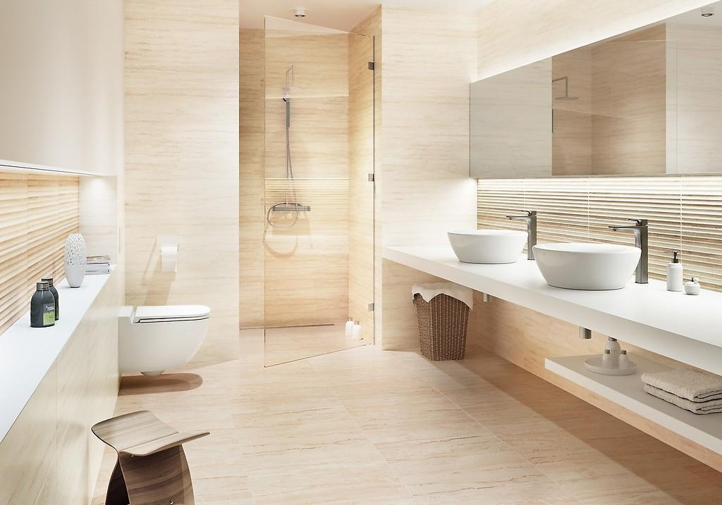 Bliżej Natury Kamień W Twojej łazience Trendy Opoczno