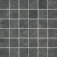 Gigant Dark Grey Mosaic