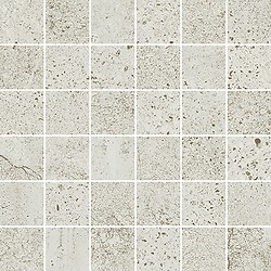 Newstone White Mosaic Matt