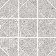 Grey Blanket Triangle Mosaic Micro