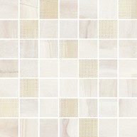 Simple Stone Beige Mosaic